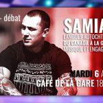 Rencontre avec Samian, rappeur canadien autochtone